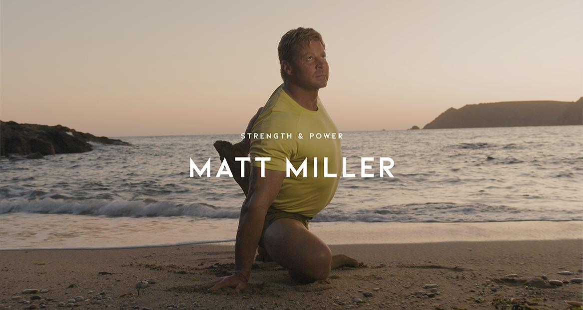 Matt Miller / Strength & Power