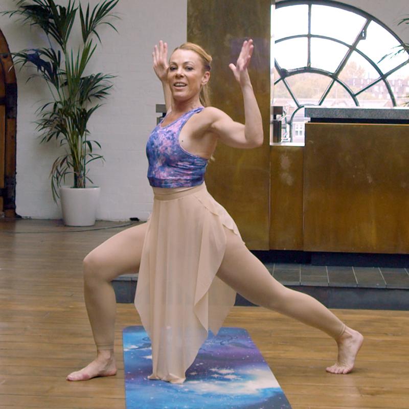 Modern Dance Movement -Intermediate - Earth + Sky