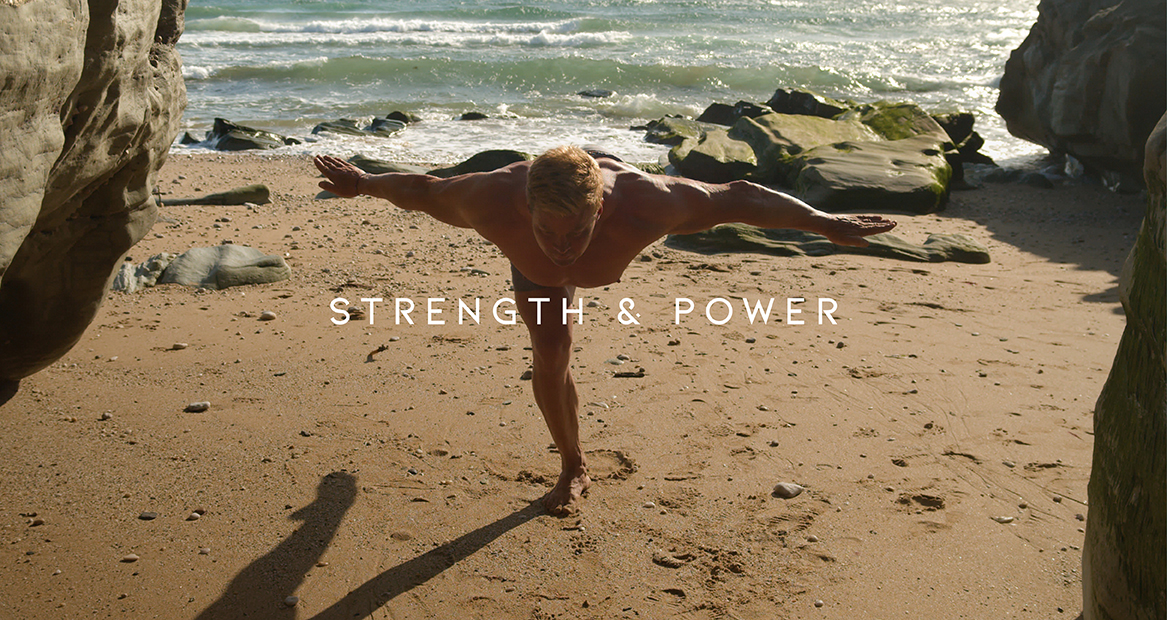 Strength & Power from Earth + Sky